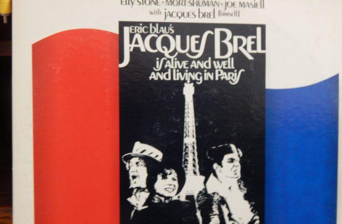 Jacque Brel